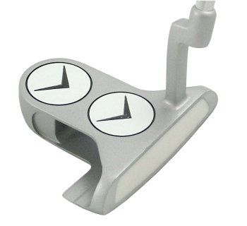 Alpha II 2 Ball Putter