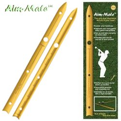 Aim-Mate Golf Alignment Aid