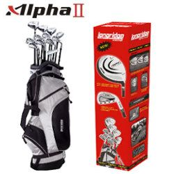 Alpha II Golf Komplettset