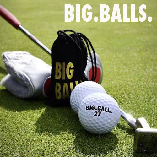 Big Balls Trainingsgolfball