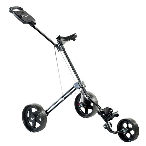 Callaway 3 Wheel Push Cart