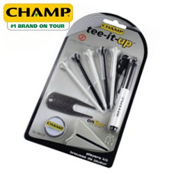 Champ tee-it-up Golf Accessoires