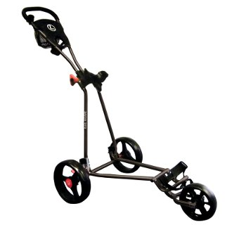 Eze Glider 3-Rad Push-Trolley