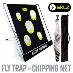 Fly Trap Chipping Netz
