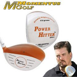 Momentus Power Hitter + Lob Wedge