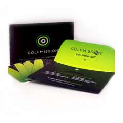 GolfMission Golf Trainingsspiel