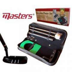 Masters Executive Putter Set