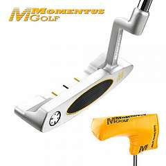 Momentus Inside Down the Line Blade Putter