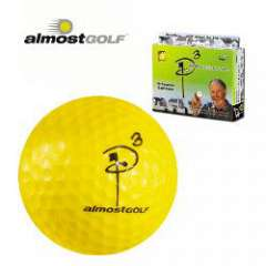 Almost Golf Point 3 Practice Golfball
