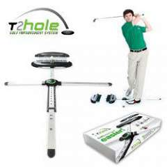 T2hole Golf Improvement System