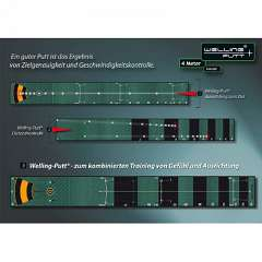 Wellputt Welling-Putt Putting Matte