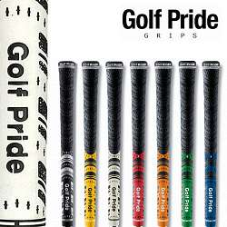 Golf Pride New Decade MultiCompound Golfgriffe