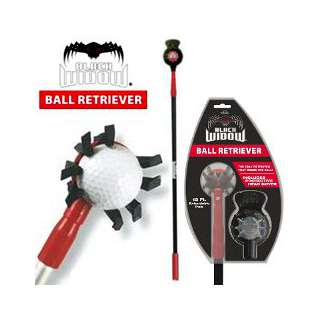 Black Widow Golfball Retriever