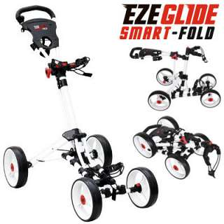 Eze Glide Smart Fold 4-Rad Golf Trolley