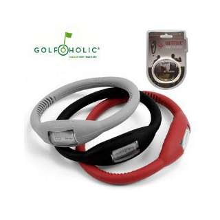 Golfoholic Minus Ion Watch