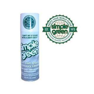 Simple Green Golf Club, Grip & Accessory Cleaner