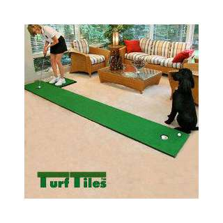 Turf Tiles Putt Fliesen 8er Starter Set