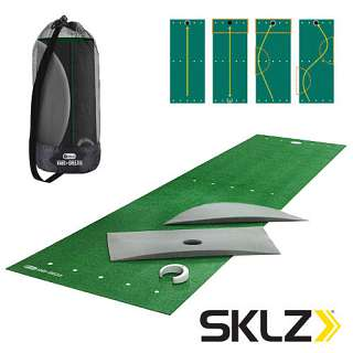 SKLZ Vari Break professionelle Putting Matte