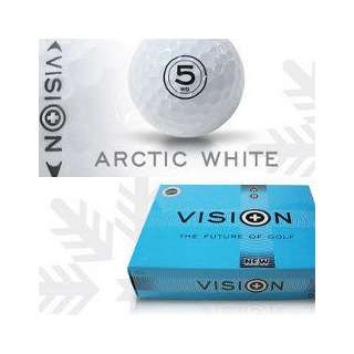 Vision Arctic White Golfball