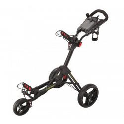 Big Max Smart 3-Rad Golf Trolley