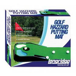 Golf Hazard Putting Green Matte