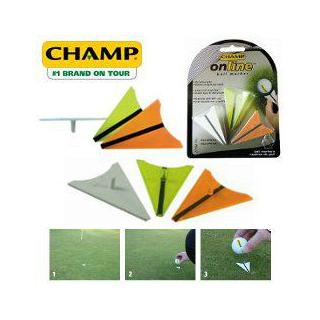 Champ Online Ball Marker