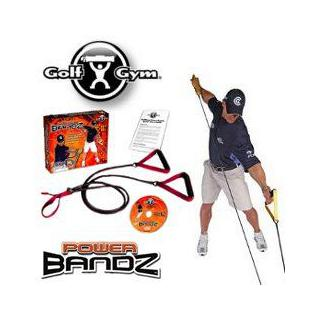 Power Bandz Golf Fitnesstraining