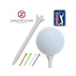 Zero Friction Performance Golf Tees