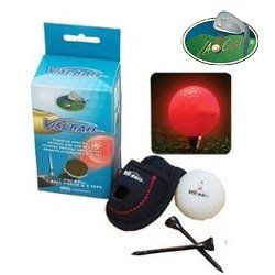 Visi Ball Flashing Golfball